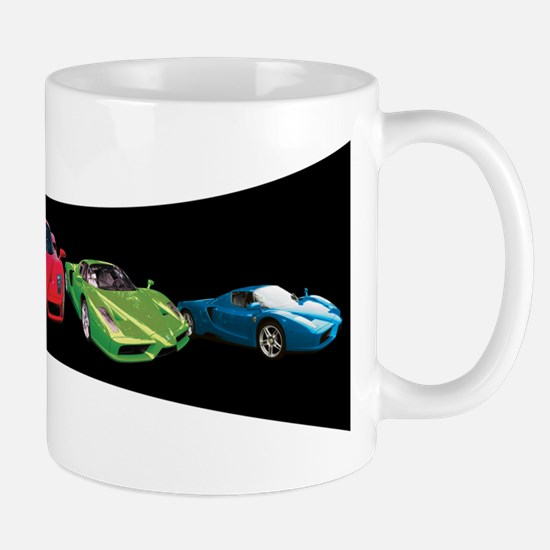 Ferrari Enzo stripe Mug