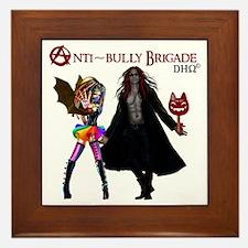 Anti~Bully Brigade DHO II Framed Tile