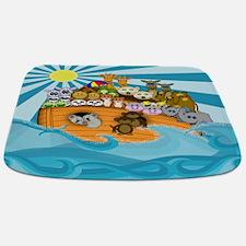 Noahs Ark Bathmat