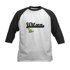 Wilson Classic Name Design with Di Baseball Jersey