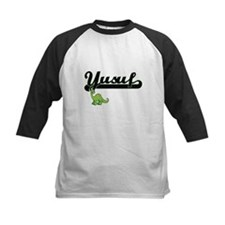 Yusuf Classic Name Design with Din Baseball Jersey