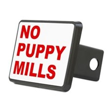 No Puppy Mills Hitch Cover