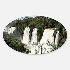 Iguazu Falls, Argentina, South Amer Decal