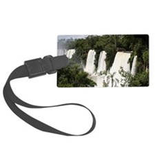 Iguazu Falls, Argentina, South A Luggage Tag