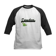Zayden Classic Name Design with Di Baseball Jersey