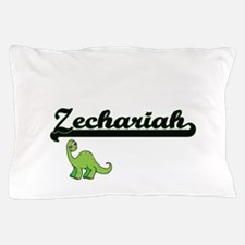 Zechariah Classic Name Design with Din Pillow Case