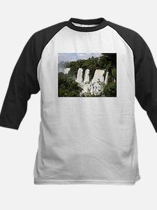 Iguazu Falls, Argentina, South Ame Baseball Jersey