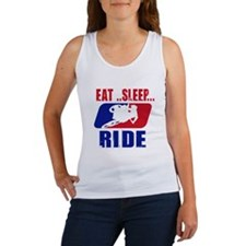 Eat sleep ride 2013 Tank Top