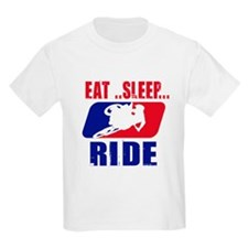 Eat sleep ride 2013 T-Shirt