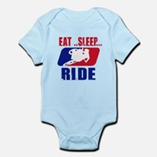 Eat sleep ride 2013 Body Suit