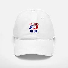 Eat sleep ride 2013 Baseball Baseball Baseball Cap