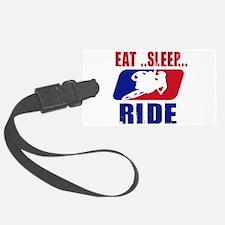 Eat sleep ride 2013 Luggage Tag