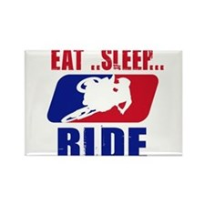 Eat sleep ride 2013 Magnets