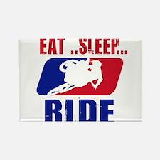 Eat sleep ride 2013 Magnets