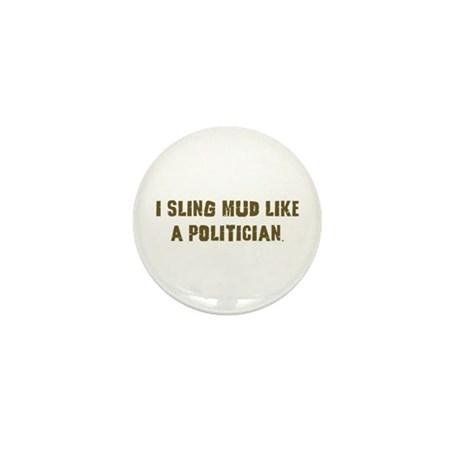 Mud Slinger Off road gifts Mini Button (100 pack)