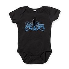 Dirt Diva FL Baby Bodysuit