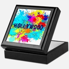 HOLLYWOOD BURST Keepsake Box