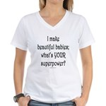 makebabiessuper T-Shirt