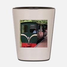 Waterfalls Train, Iguazu, Argentina Shot Glass