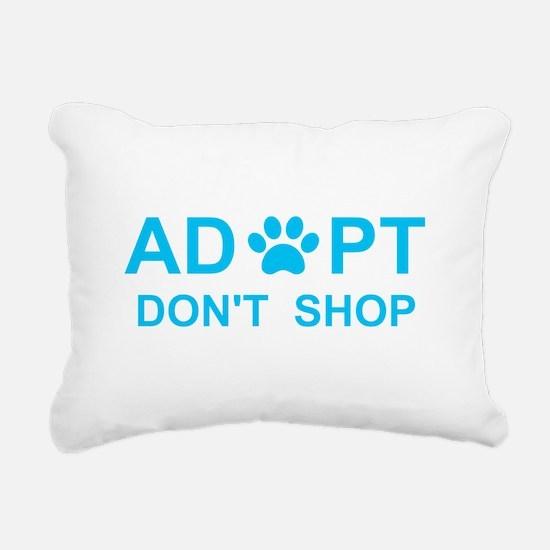Cute Puppy mills Rectangular Canvas Pillow