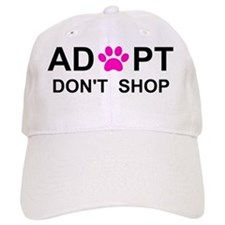 Cute Adopt a pet Baseball Cap