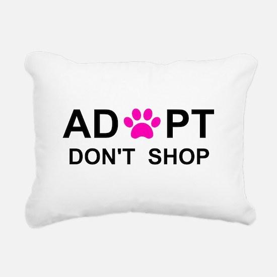 Unique Puppy mills Rectangular Canvas Pillow