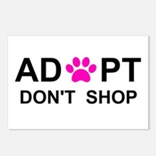 Funny Pet adoption Postcards (Package of 8)