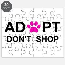 Cute Shelter rescue dogs Puzzle