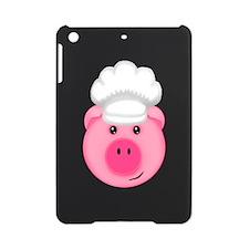 Chef Pig BBQ Farm Cook iPad Mini Case