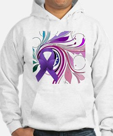 Colorful Butterfly  Art Hoodie