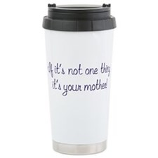 Cute Hip funny Travel Mug