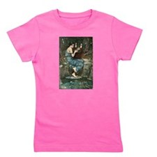 Unique Waterhouse the mermaid Girl's Tee
