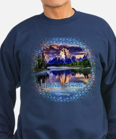 Grand Teton National Park Sweatshirt (dark)