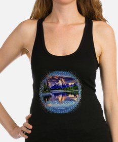 Grand Teton National Park Racerback Tank Top