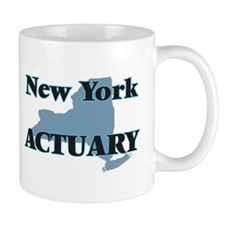 New York Actuary Mugs