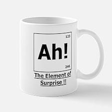 Unique Ah! Mug