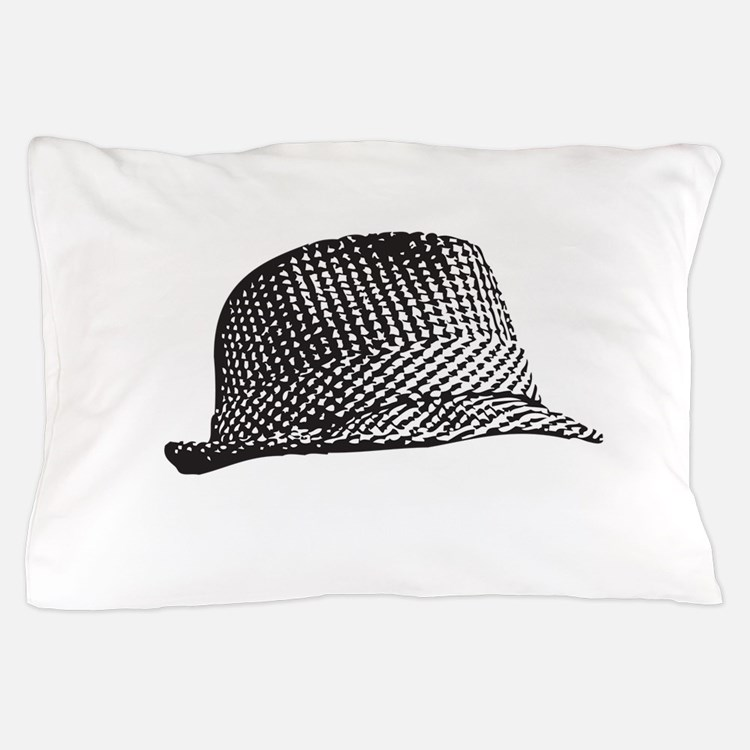 Houndstooth_Middle.png Pillow Case