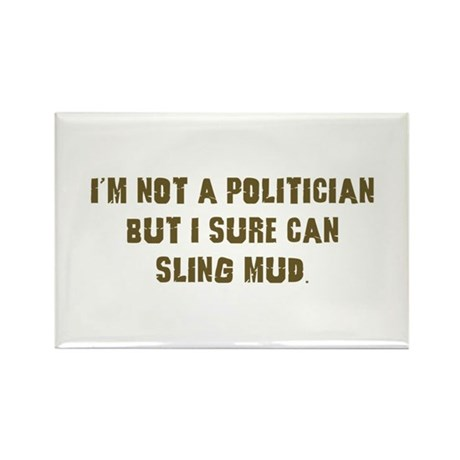 Mud Slinger Off road gifts Rectangle Magnet