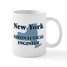 New York Aeronautical Engineer Mugs