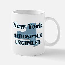 New York Aerospace Engineer Mugs