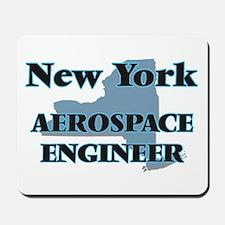 New York Aerospace Engineer Mousepad
