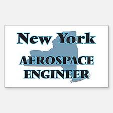 New York Aerospace Engineer Decal