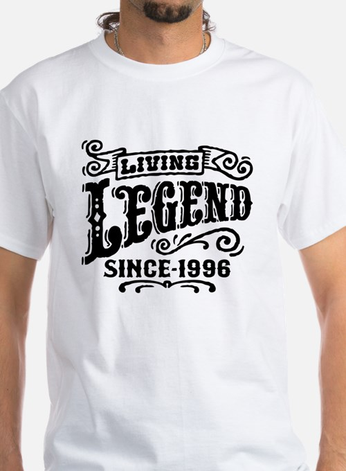 Living Legend Since 1996 Shirt
