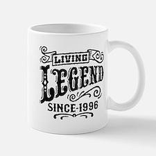 Living Legend Since 1996 Mug