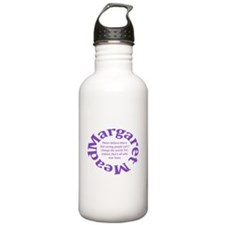 Sociology Margaret Mead Quote Water Bottle