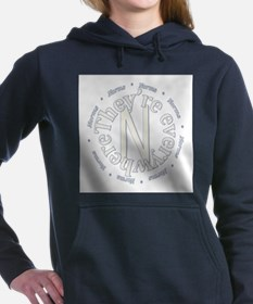 Sociology: Norms Are Everywhere Women's Hooded Swe