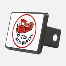 Red Baron Hitch Cover