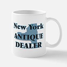 New York Antique Dealer Mugs