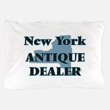 New York Antique Dealer Pillow Case
