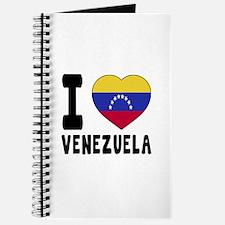 I Love Venezuela Journal